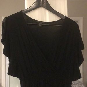 Spenser Black Dress Sz L